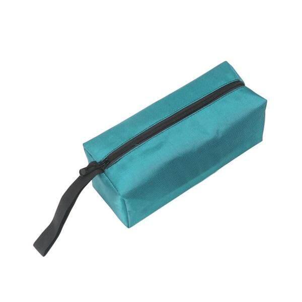 Multifunction Oxford Waterproof Storage Hand Tool Bag Screws Nails Drill Bit Metals Parts Fishing Travel Makeup Organizer Pouch Bag Case