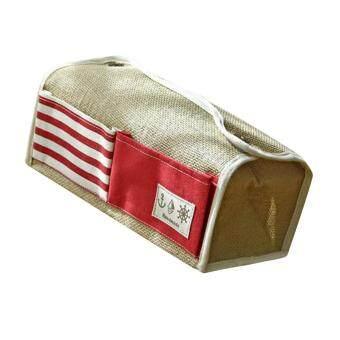 ขายช็อก BolehDeals Folding Tissue Box Home Bath Toilet Paper Napkin towel storage bag Blue ซื้อเลย - มีเพียง ฿181.64