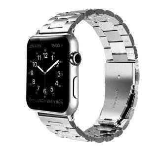 Màu Đỏ Cho IWatch Apple Watch Series 4 40Mm (M) 44Mm (XL) Dây Đeo Thay Thế Bằng Thép Không Gỉ Dây Đeo Đồng Hồ thumbnail