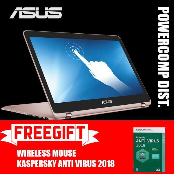 Asus Zenbook Flip UX360U-AKC4274T Laptop(Core i5 /8GB/512GB/13.3˝/W10) Malaysia
