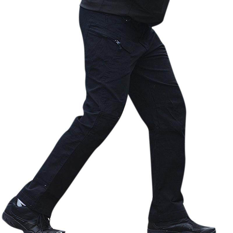 Hiqueen Comfortable Wear-Resistant Tactical Cargo Pants With Pockets By Hiquuen.