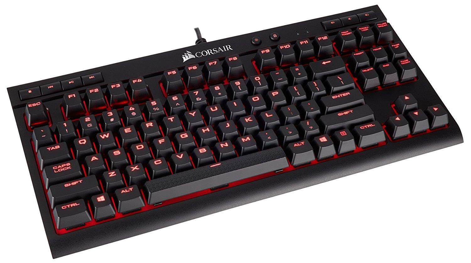 Corsair Computer Accessories Keyboards Price In Malaysia Best Keyboard Gaming K70 Rgb Red Switch Used K63 Compact Mechanical Linear Quiet Cherry Mx