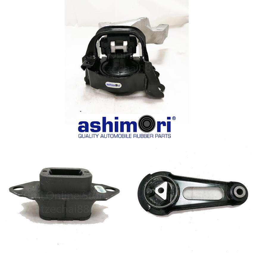 Ashimori Engine Mount Set Nissan Almera 1.5L (Auto / Manual) 2011-2014
