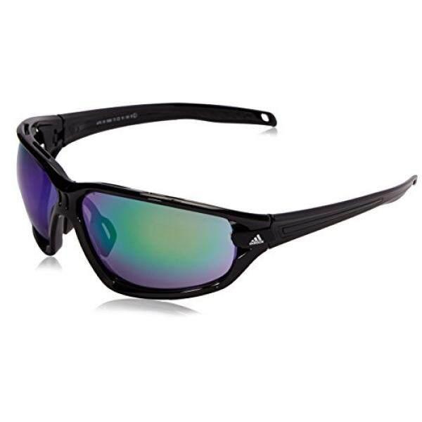 Adidas Evil Mata EVO L A418 6050 Persegi Panjang Kacamata-Internasional