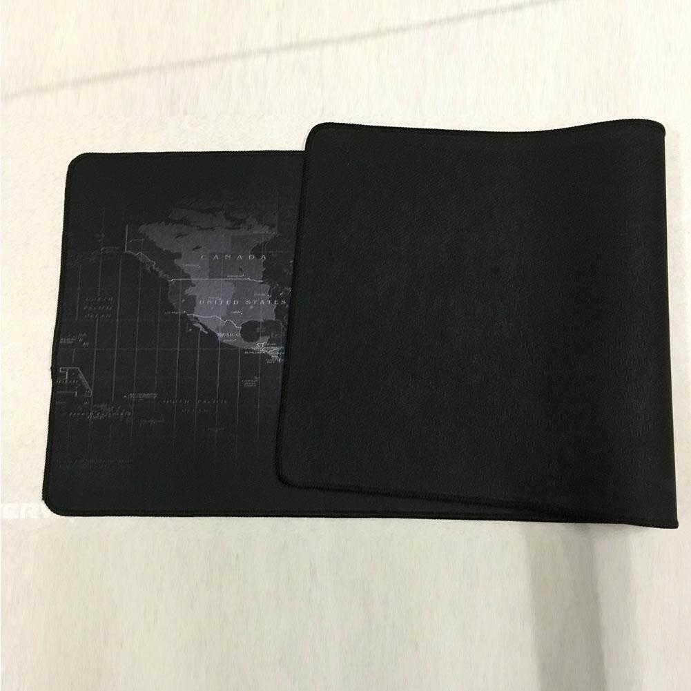 Mua LA Bản Đồ Thế Giới Miếng Lót Chuột Vi Tính Hình Chữ Nhật Cao Su Không Trơn Trượt Mousepad
