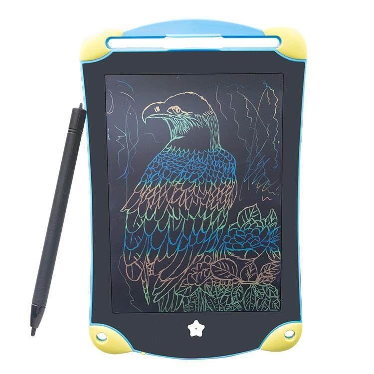 Colorful-8.5inch LCD Writing Drawing Tablet, writing tablet with COLORFUL writing and drawing line, great gift for kids - intl