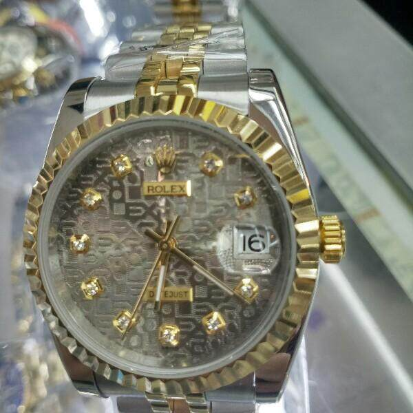 RO LEX  LADY DATE JUST AUTOMATIC