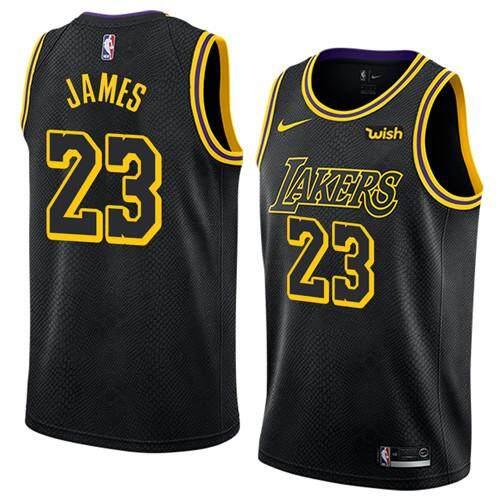 Nike Original Men Los Angeles Lakers Lebron James 23 Blue Swingman Basketball Jersey S-2xl Comfortable By Pqqrvokb.