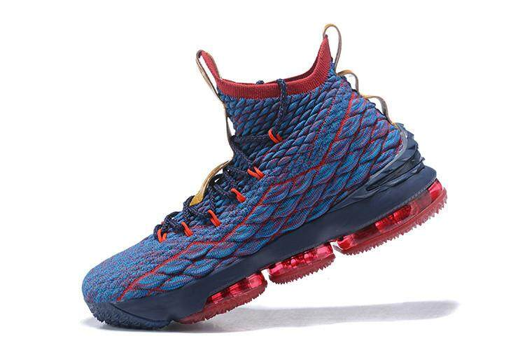 huge discount 2b03b a3616 Nike Official LeBron James LeBron XV LeBron 15 EP Mid Top LBJ MEN  Basketaball Shoe Sneakers