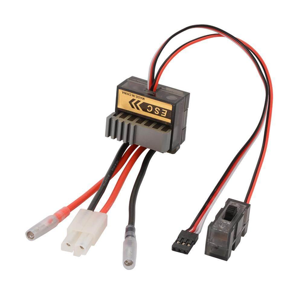 มอเตอร์แปรงไฟฟ้าเครื่องควบคุมความเร็ว 320a Esc สำหรับรถ Rc Auto Buggy Rc630 By Xcsource Shop.