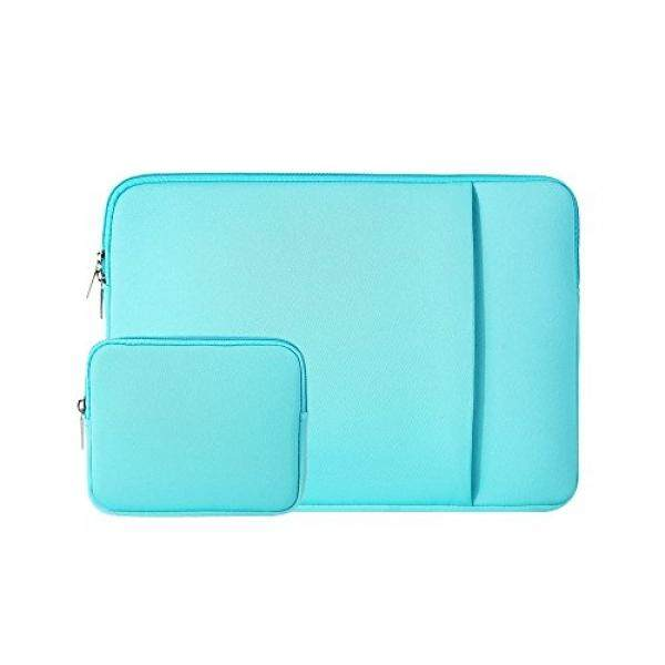 RAINYEAR 14 Inch Laptop Sleeve Protective Case Front Pocket Carrying Bag Cover with Pouch for Charger,for Notebook Ultrabook Chromebook Of Dell HP ThinkPad Lenovo Asus Acer Samsung - intl