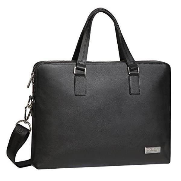 OGIO Gran Premio All Leather Brief Daypack, Black