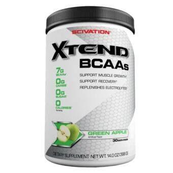 Scivation Xtend BCAA GreenApple 30 Serving