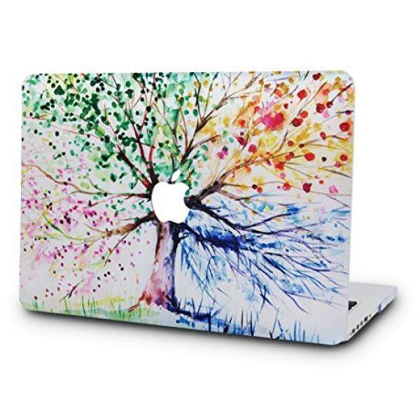 KEC MacBook Air 13 Inch Case Plastic Hard Shell Cover A1369 / A1466 - intl