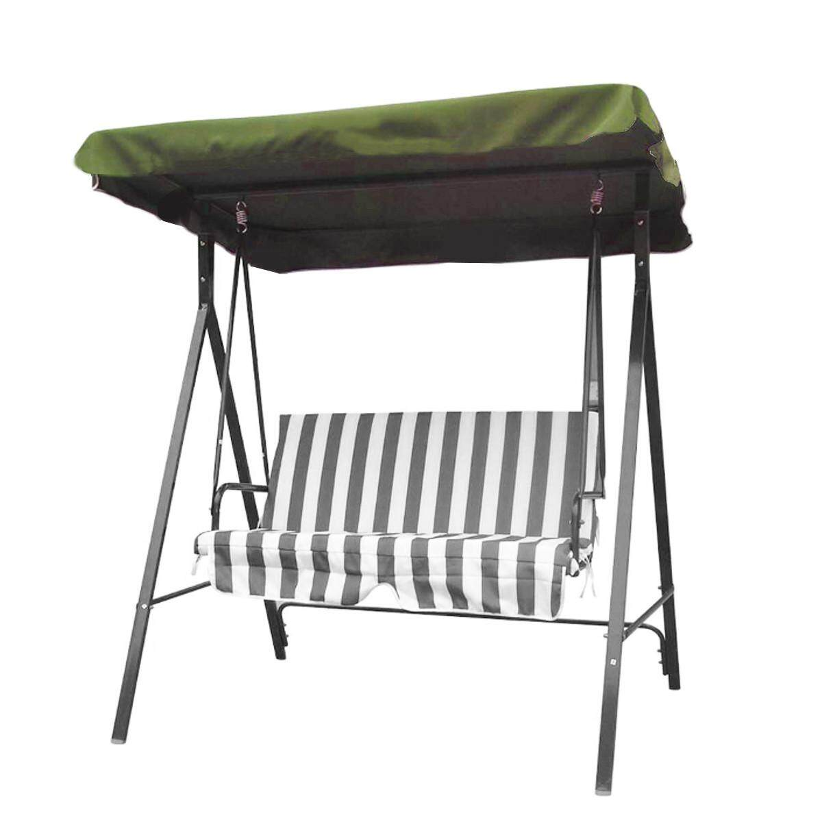 Hình ảnh Replacement Canopy for Swing Seat Garden Hammock 2 Seater Sizes Spare Cover