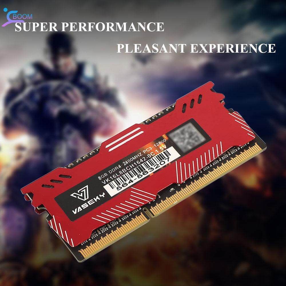 BOOM Vaseky Laptop RAM PC Memory High Speed 8GB DDR4 2400MHz 260Pin 1.2V Module
