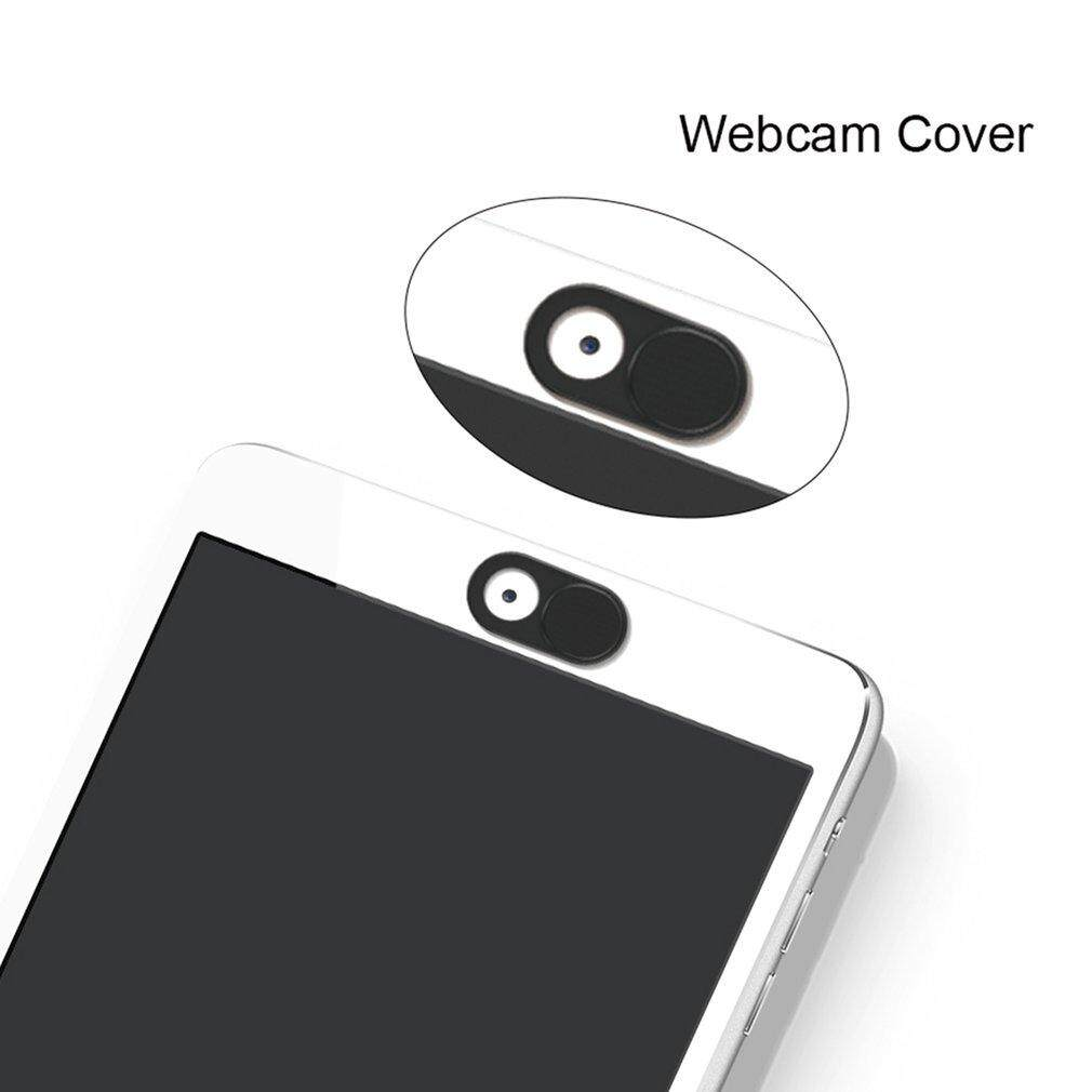 S1 Plastic Webcam Cover Ultra-thin Privacy Protector For Phone Tablet PC - intl
