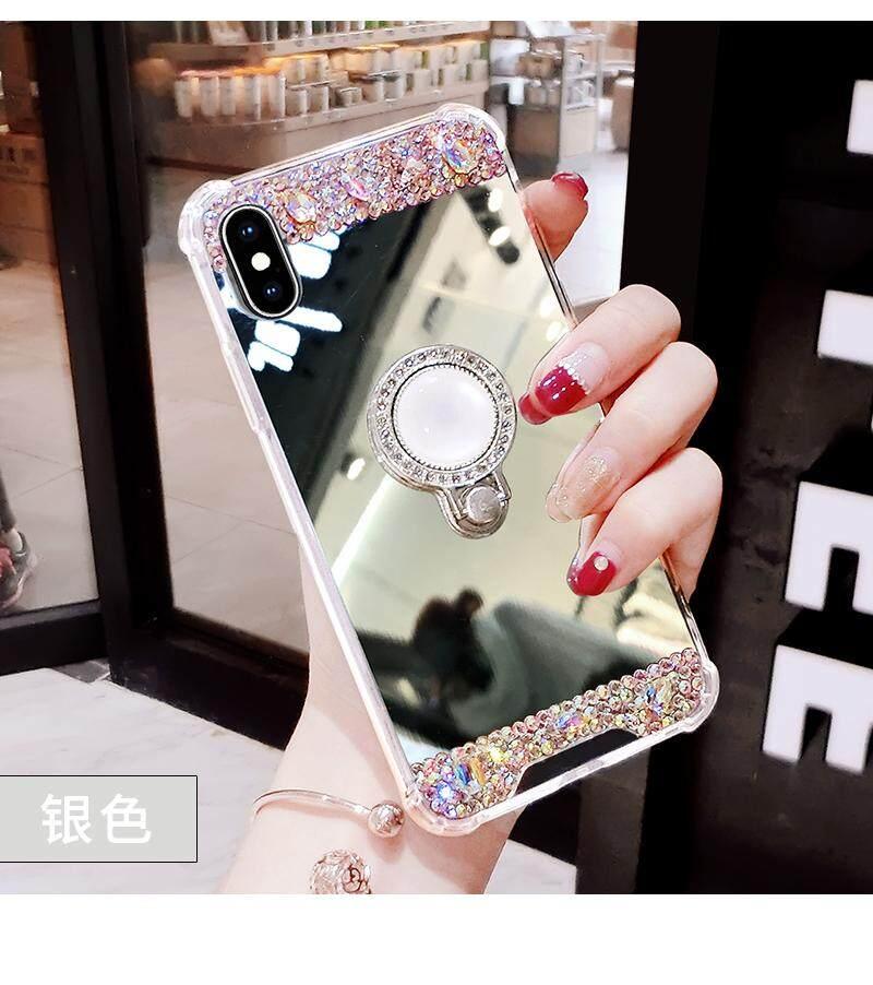 Untuk Xiaomi Redmi Note 5A Prime Mewah Berlian Buatan Mahal Transparan Lembut TPU Case Cover