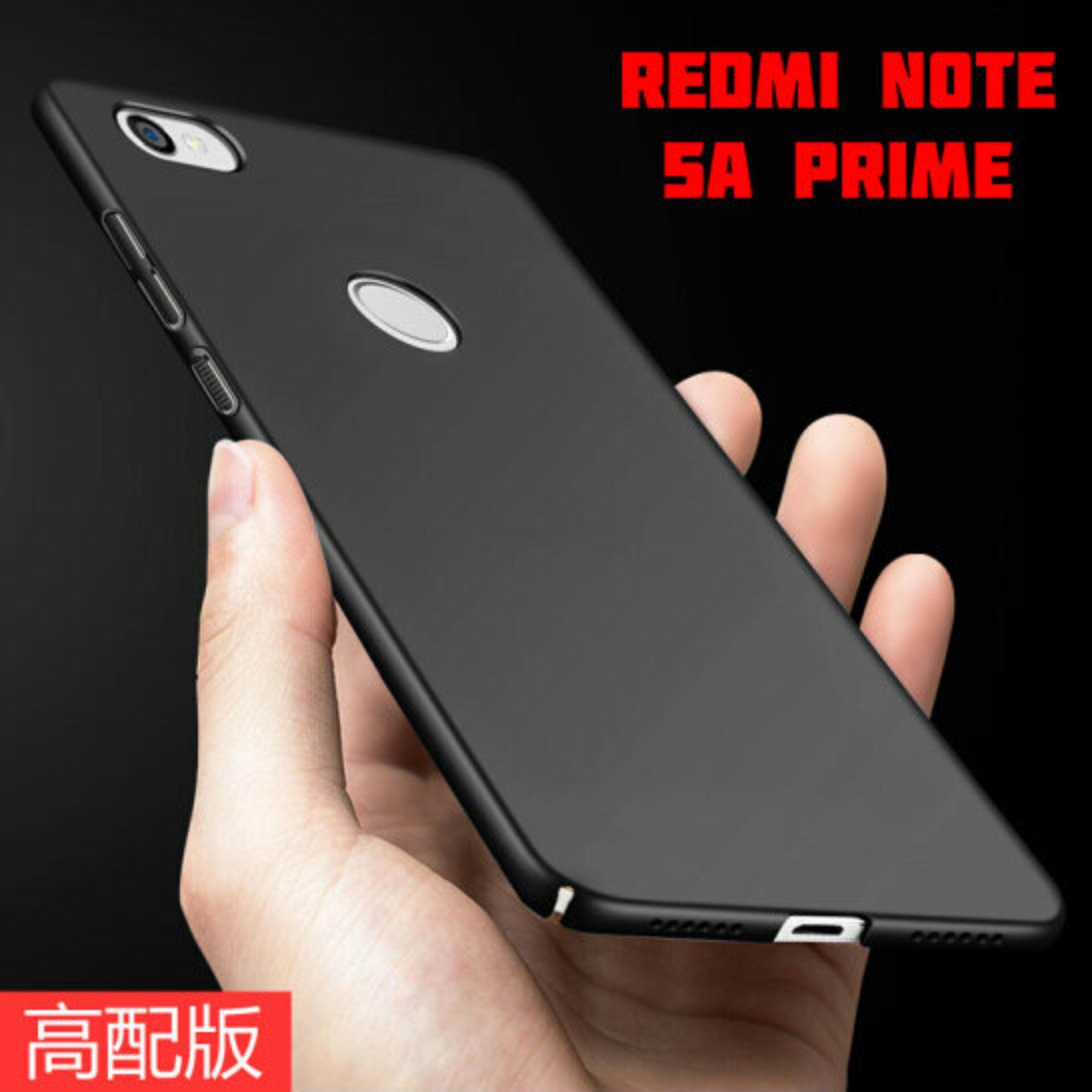 Features Xiaomi Redmi Note 5a Prime Full Covered Pc Matte Back Phone Resmi Tam Case Cover