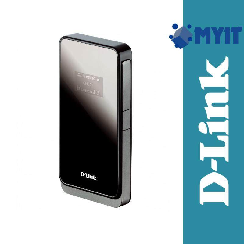 D-Link DWR-730 N150 HSPA+ 3G 150Mbps WiFi Mobile Hotspot Router MiFi (2380mAh, MicroSD Slot Support)