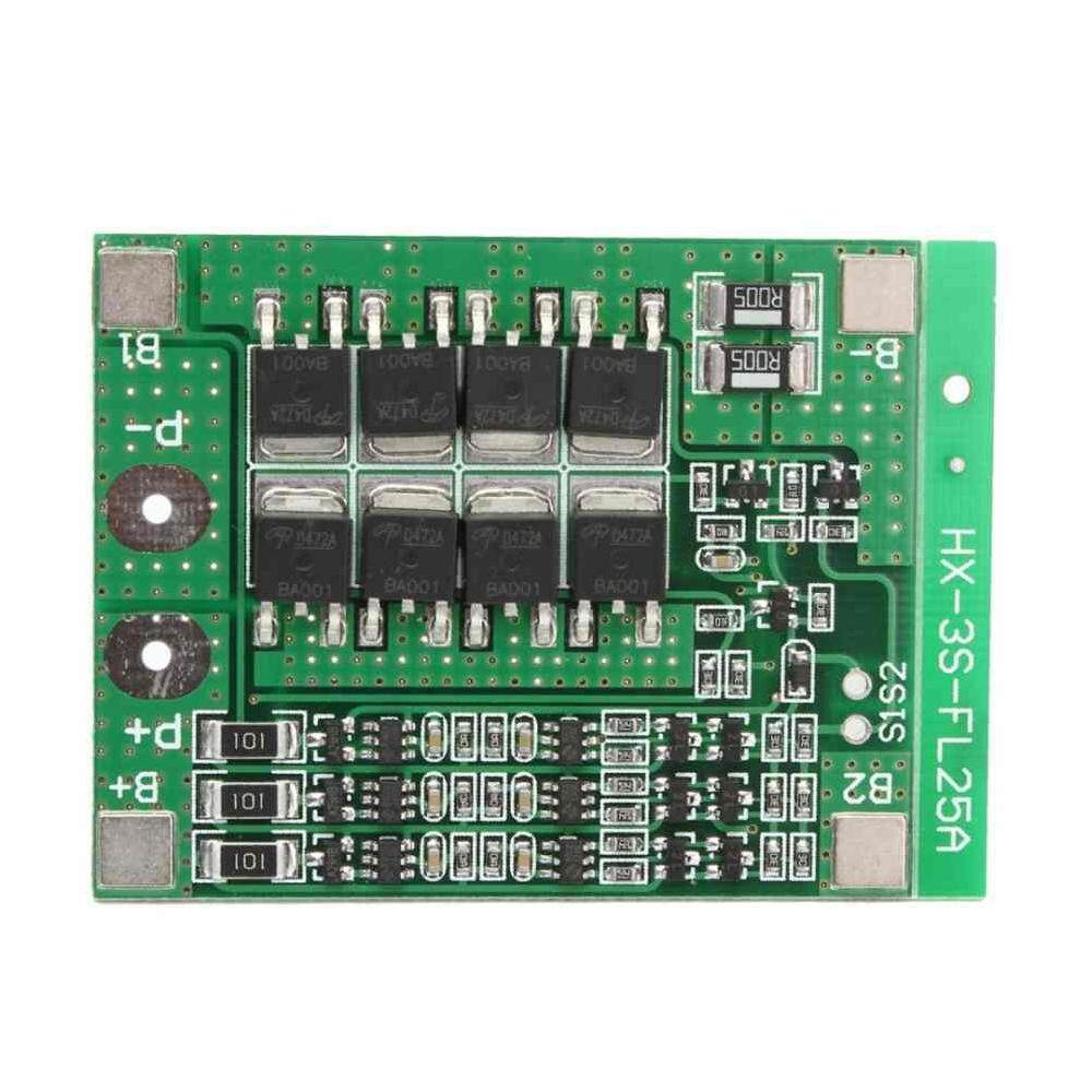 Features Miracle Shining 5s Bms Pcb Protection Board For 18650 Battery Circuit Lightweight Li Ion Lithium Module