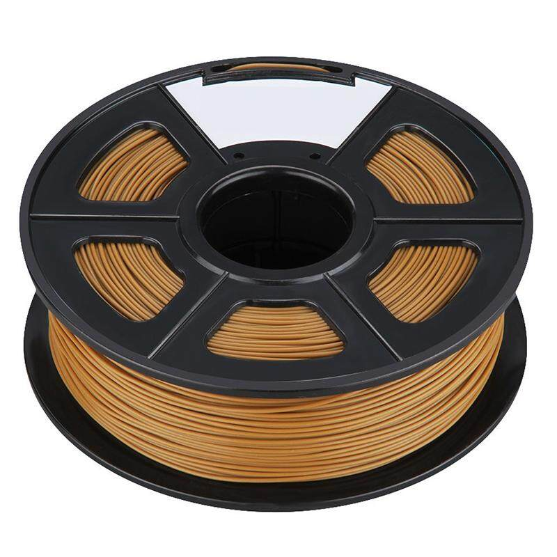 Professional Filament 3D Printing Materials Spool of 3D Filament ABS 1Kg With NO Air Bubbles for RepRap MakerBot Ultimaker etc (3.00mm, Coffee)