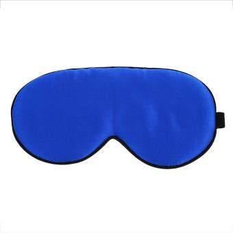 Pencarian Termurah Sutra Tidur Penutup Mata Penutup Mata untuk Tidur Perjalanan Pelindung Mata Biru Tua-Intl harga penawaran - Hanya Rp42.744