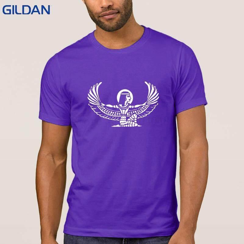 Diy Fashion Goddess Egyptian T-Shirts Comical Tee Shirt T-Shirt Men Short  Sleeve ead44d289