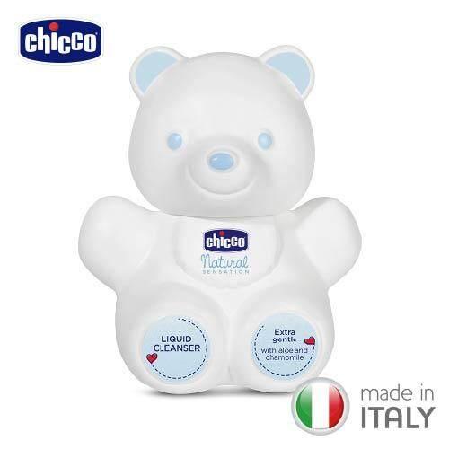 Chicco Teddy Bear Liquid Cleanser 300ml
