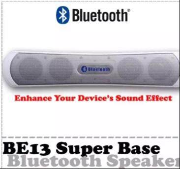 Be13 Bluetooth Speaker Super Base Speaker,Support TF,FM,Call,USB Drive