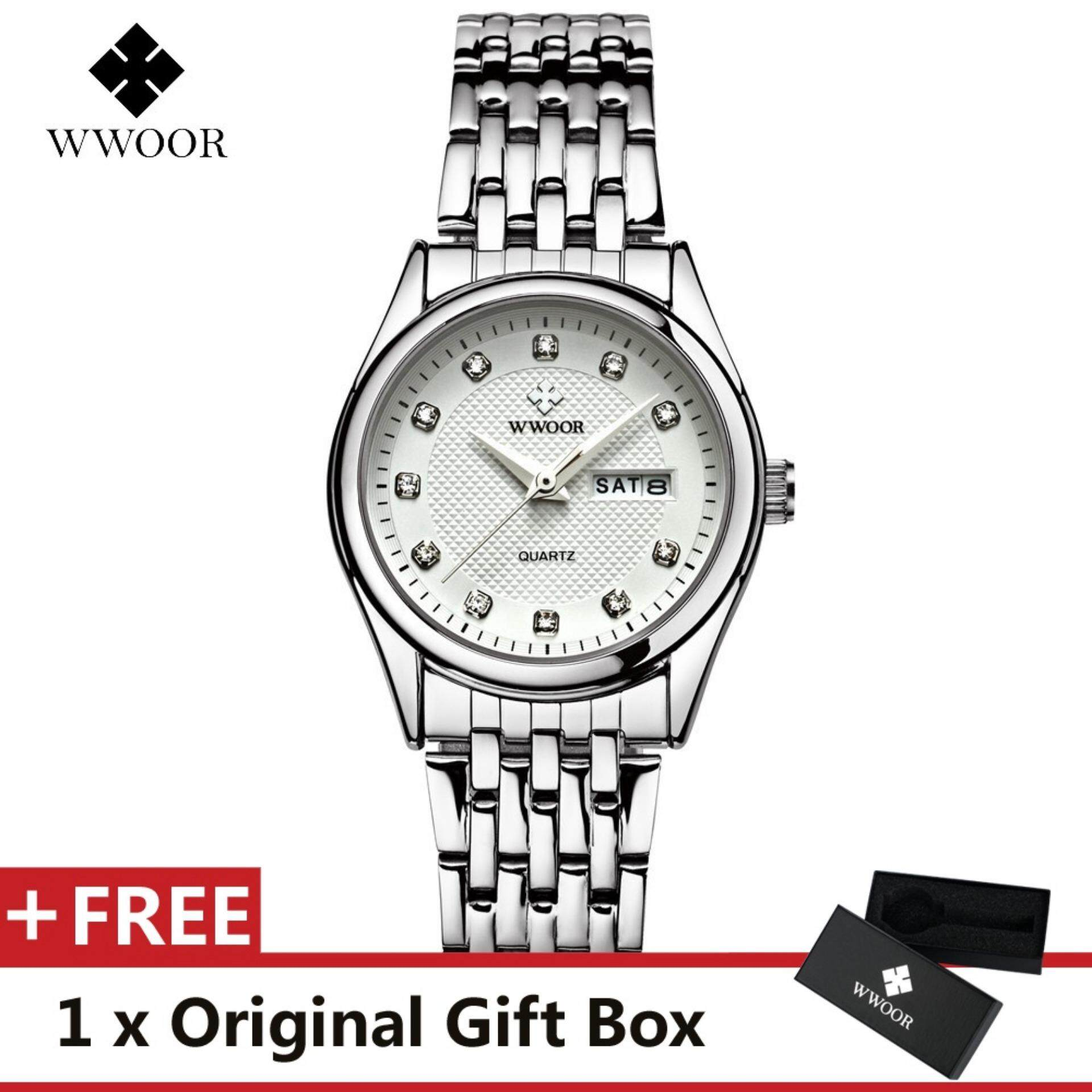 Buy Formal Watches For Women At Best Prices Online In Malaysia Jam Tangan Wanita Casio Ltp 1094e 1a Original Wwoor Top Luxury Brand Watch Famous Womens Fashion Quartz Bracelet Calendar Waterproof Dress Alloy