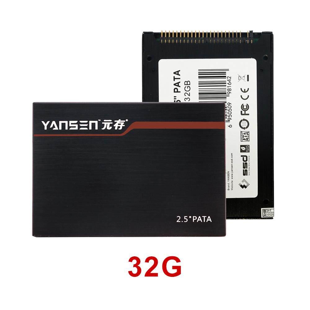 Notebook SSD 2.5 Inci SSD Kualitas MLC 32G/64G/128G IDE PATA PC