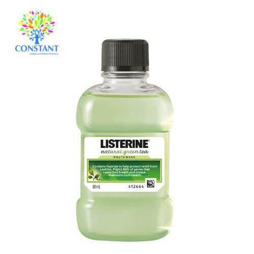Listerine Green Tea 80ml