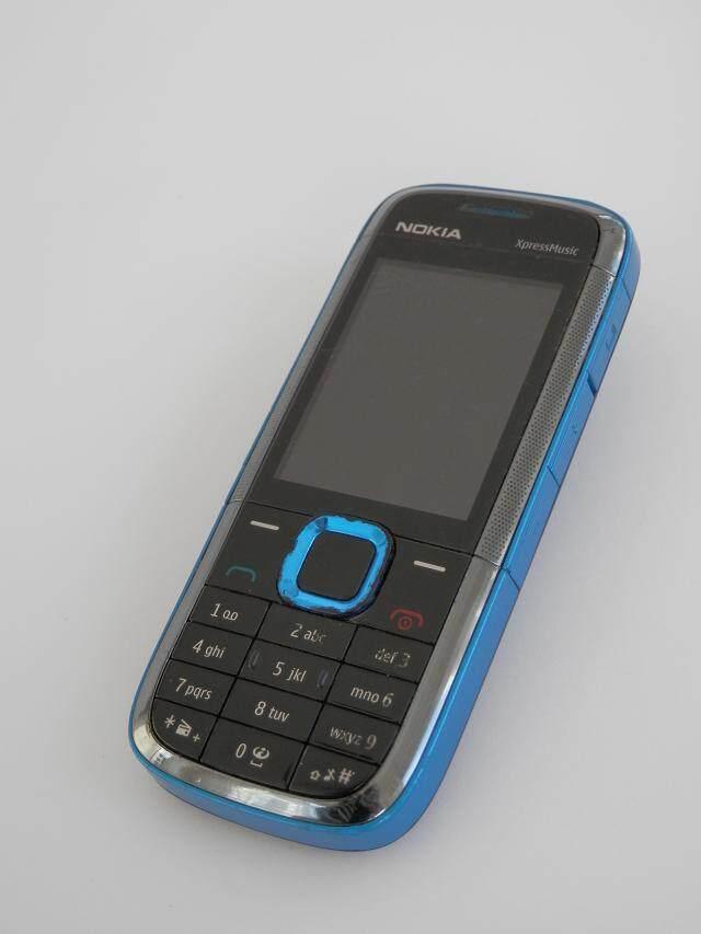 Unlocked Original Nokia 5130 XpressMusic GSM 900 1800 Cell Phone Unlocked NOKIA refurbished mobile phone cellphone