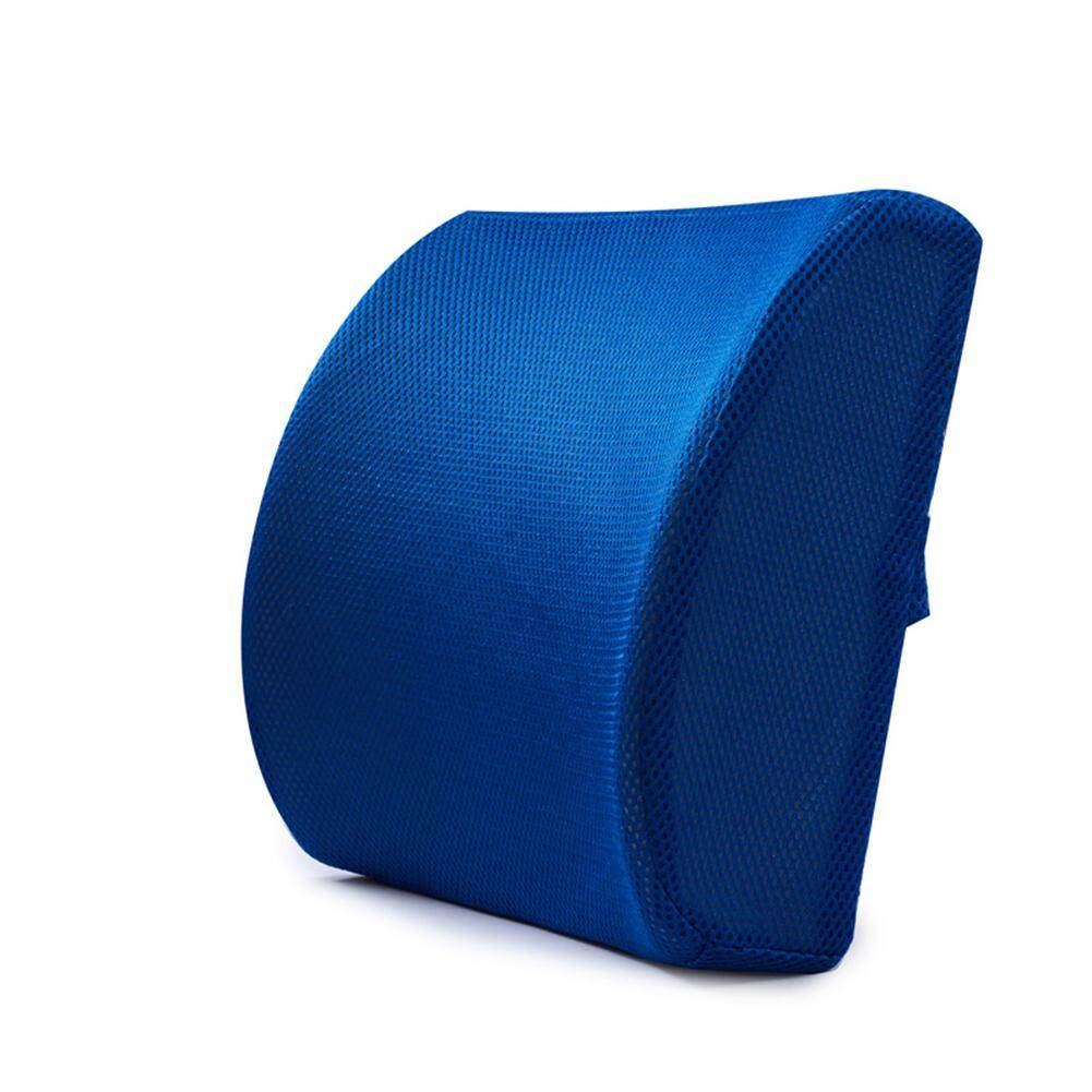 Lumbar Cushion Back Support Pillow Memory Cotton Car Cushion for Car Office Home