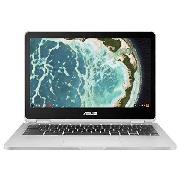 ASUS Chromebook Flip C302CA-DH54 12.5-inch Touchscreen Convertible Chromebook Intel Core m5, 4GB RAM, 64GB Flash Storage, All-Metal Body, USB Type C, Corning Gorilla Glass, Chrome OS - intl