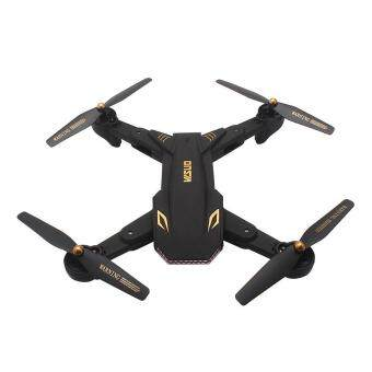 PKPNS VISUO XS809S RC Drone Wifi FPV Selfie Camera Altitude Hold Foldable Q*uadcopter