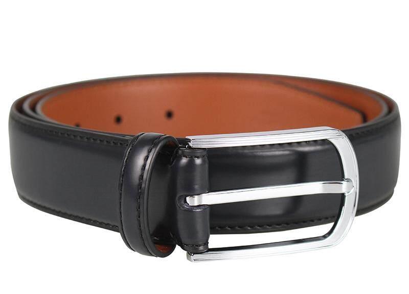 Tomaz NT32 Leather Belt (Black)