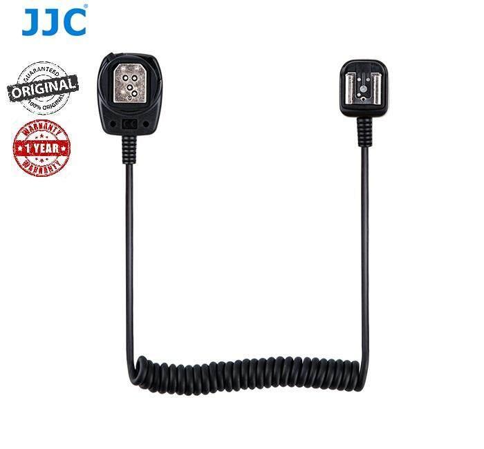 JJC FC-N3A TTL Off-Camera Shoe Cord for Nikon Speedlites SB-910 900 800 600