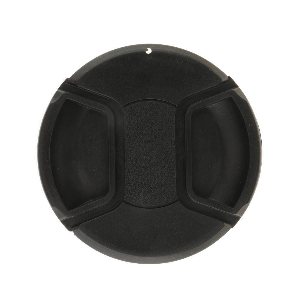 Miracle Shining Lens Cap Front Rear Cover for Canon Nikon Sony Camera Ultra Violet 77mm