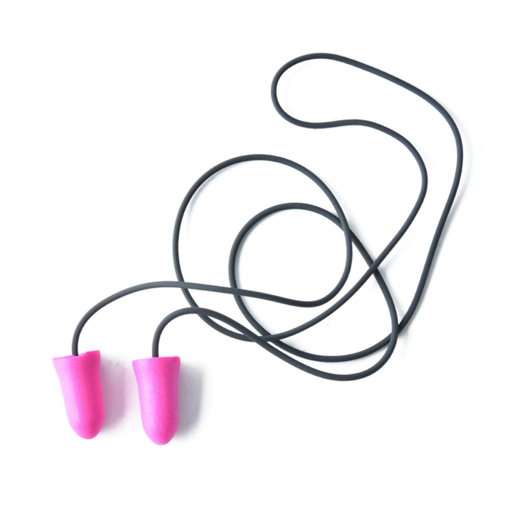 3m Ultrafit Corded Earplugs Pelindung Telinga Dari Kebisingan 3 Buah Earplug Np354 Penutup Kuping Kuning 3buah Source Soft Rose Foam Prevent