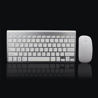 2.4Ghz Ultra-Thin Wireless Keyboard And Mouse Combo With USB Receiver Mouse Keyboard set