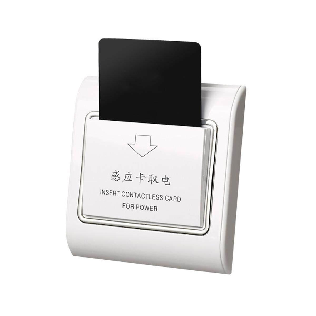 86 Mét Thẻ RFID Thông Minh Cảm Ứng Khách Sạn Công Tắc Nguồn 40A Hẹn Giờ Trễ Tiết Kiệm năng lượng