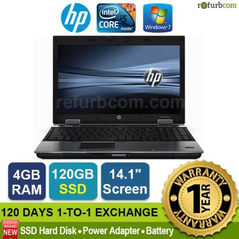 HP ELITEBOOK 8440P / INTEL CORE I5 1ST GEN [refurbished] Malaysia