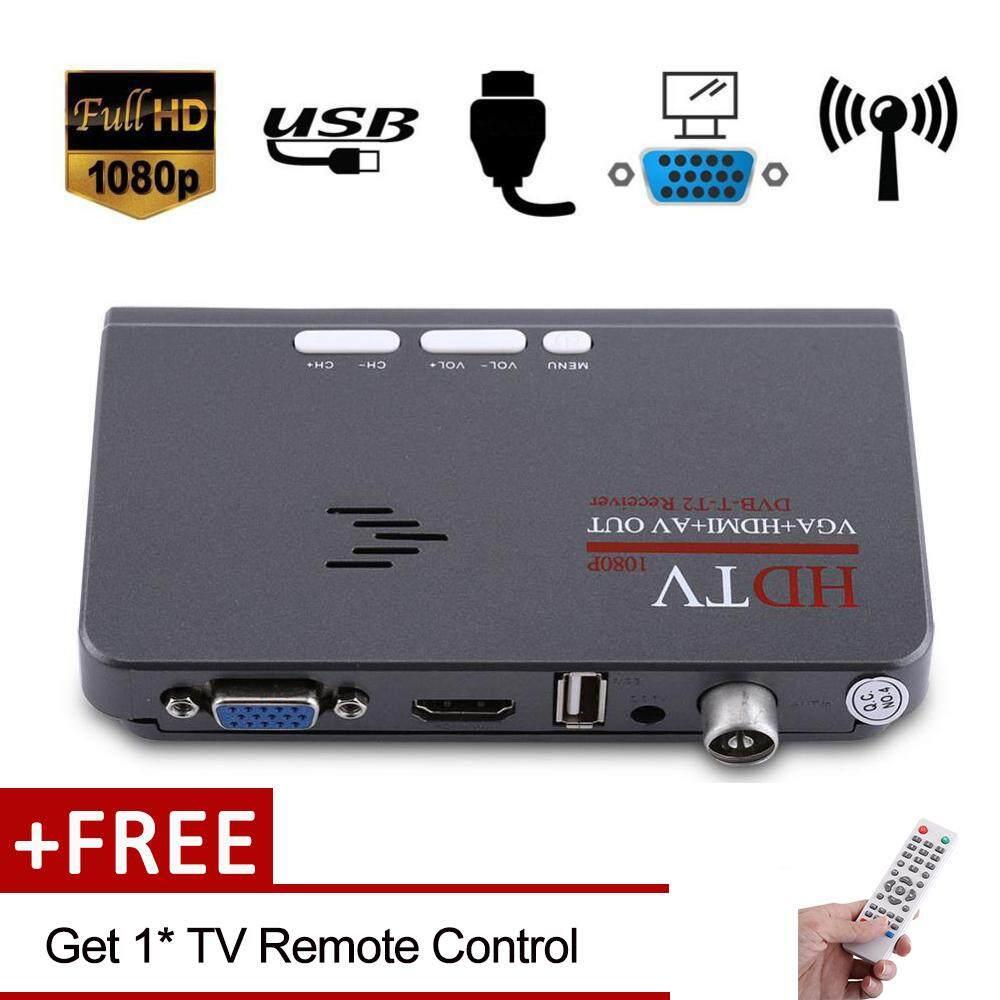 Jual Tuner Tv Terbaik Gadmei 3810 For Monitor Crtlcd Buy Satu Dapat Pengendali Jarak Jauh Digital 1080 P Hd Hdmi Dvb