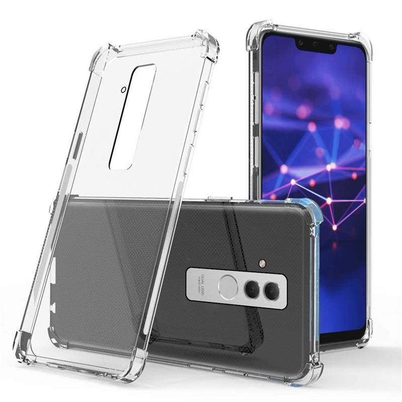 Moonmini Case for Huawei Mate 20 Lite Case Transparent Soft .