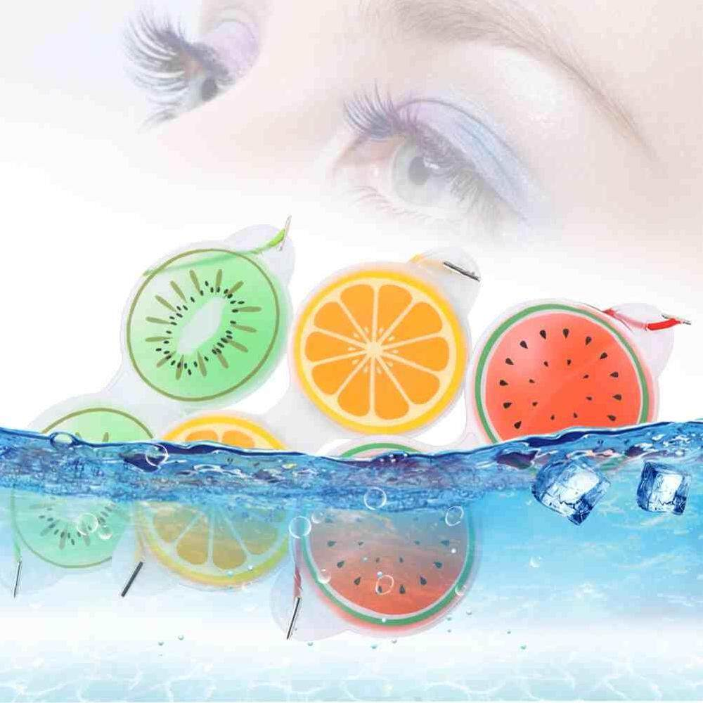 Vigo Relief Cooling Eye Care 1pc Ice Gel Eye Mask Cold Compress Cute Fruit Gel Eye Fatigue Relief Cooling Eye Care Relaxation Eye Shield Makuep Tools.