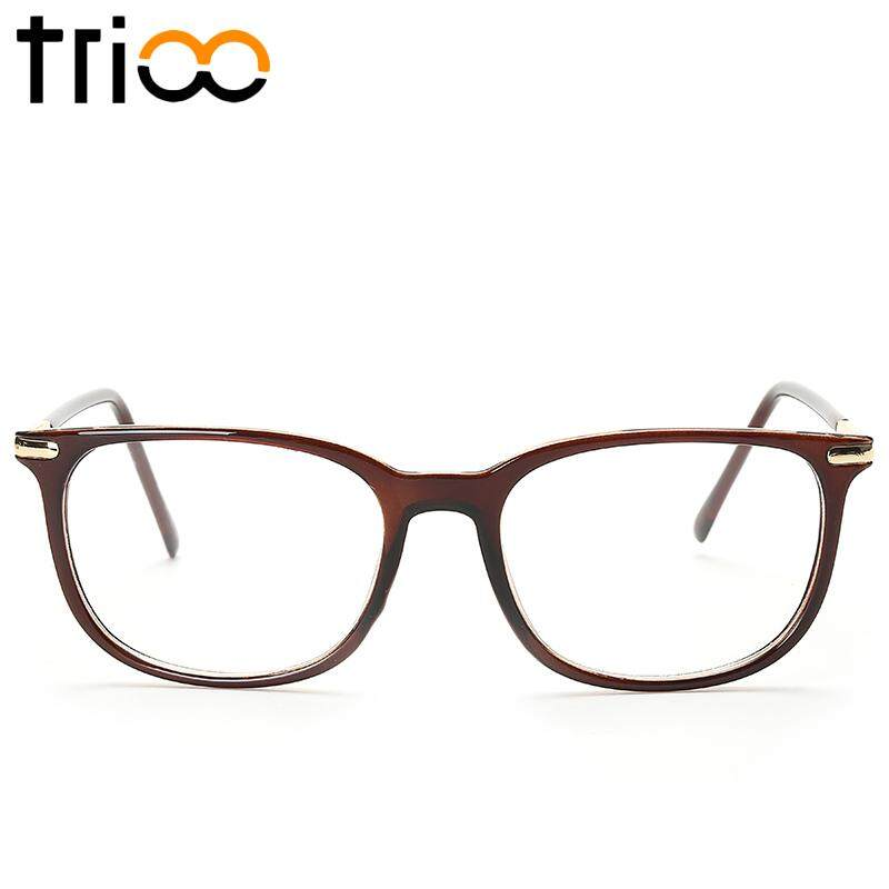 34d13d7e3b TRIOO Ultralight Eyeglasses Women Frame Optical Eyewear Frames Computer  Oculos Grau Glasses Fashion Ladies Spectacle Frame