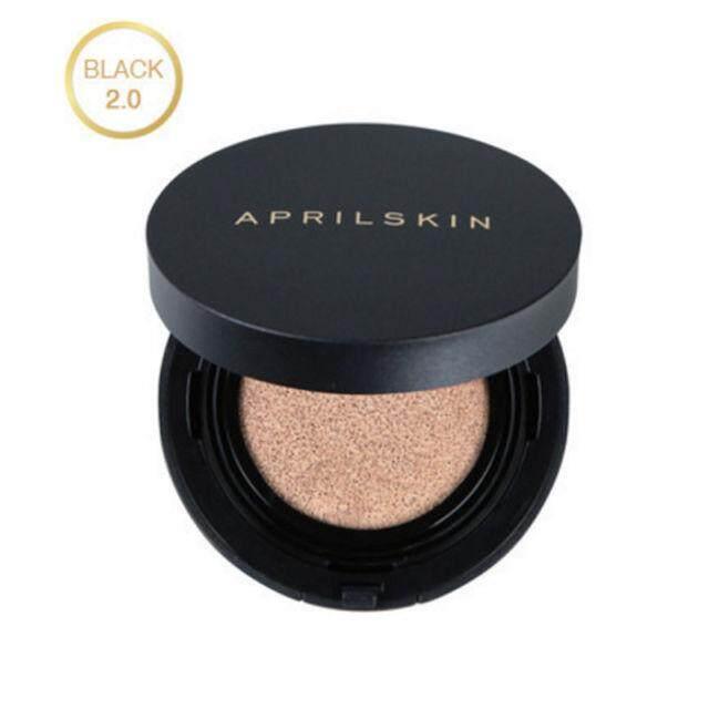 April Skin Renewal Black Magic Snow Cushion 2.0 No.21 ( Authenthic stock)