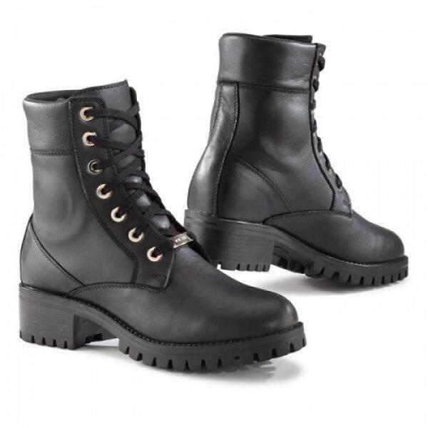 Tcx Wanita Asap WP Sepatu Bot Hitam/dari Amerika Serikat